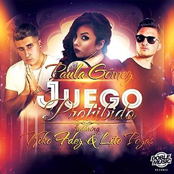 Juego Prohibido (feat. Kiko Fdez & Lito Pozas)