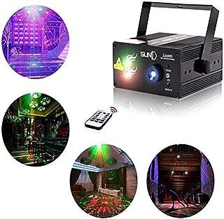 party laser lights rental