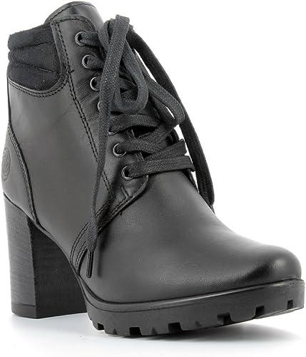 MARCO TOZZI Damen Damen Damen Stiefeletten Da.-Stiefel 2-2-25238-27 098 Schwarz160498  einzigartiges Design