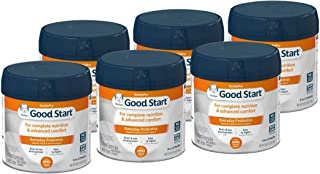 Gerber Good Start GentlePro (HMO) Non-GMO Powder Infant Formula, Stage 1, Gentle Baby Formula with Iron, 2'-FL HMO and Pro...