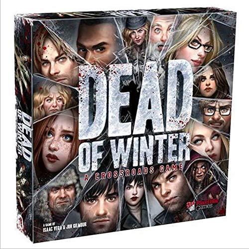 Dead of Winter EIN Strategisches Kartenspiel Brettspiel Erleben Sie Verschiedene Spannende Momente Im Spiel