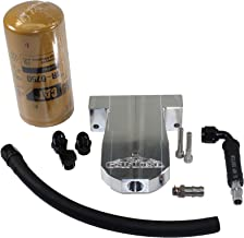 G&R Diesel CAT Fuel Filter Conversion Kit Compatible with 2007.5-2019 6.7 Cummins