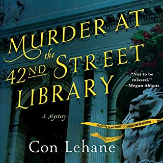 Murder at the 42nd Street Library cover art