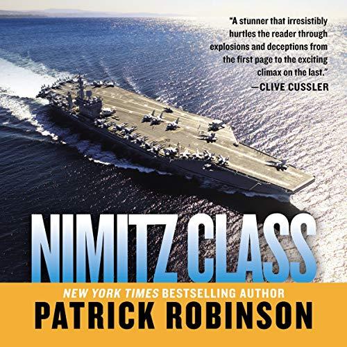Couverture de Nimitz Class