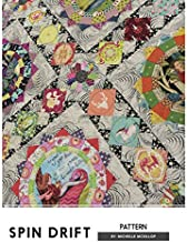 Spin Drift Pattern Instructions Only Jen Kingwell Quilting