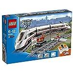 LEGO City - Tren de pasajeros de Alta Ve...