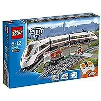 LEGO City 60051 - Hochgeschwindigkeitszug, Zug Spielzeug