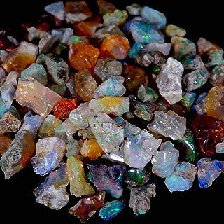 rough fire opal