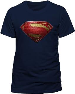 a516772efd777 DC Apparel Man of Steel - Textured Logo - T-Shirt - Homme
