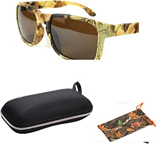 Camouflage Holbrook Camo Hunting Unique Style Men Women Sunglasses Eyewear Shades with Free Pouch