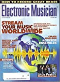 Electronic Musician Magazine, November 2004 (Vol. 20, Issue 13)