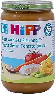 Hipp Organic Pasta W Fish and Vege In Tomato Sauce, 220g