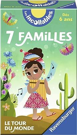Amazon.es: cartas familias del mundo