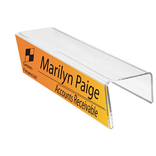 Name Plates for Cubicles: Amazon com