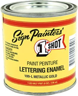 Best gold sign paint Reviews