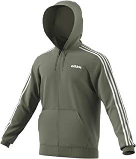 adidas Men's E 3s Fz Fl Sweatshirt