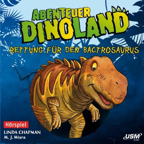 Rettung für den Bactrosaurus cover art