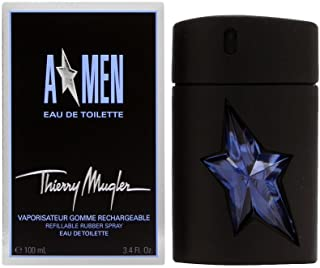 Angel Amen for Men by Thierry Mugler - 3.4 ounce EDT Spray Refillable