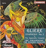 Gliere: Symphony No. 2, The Zaporozhy Cossacks (1992-10-28)