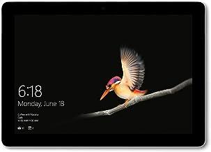 Microsoft Surface Go - Ordenador portátil 2 en 1, 10'' (Wifi, Intel Pentium 4415Y, 8GB RAM, 128GB SSD, Windows 10) Plata