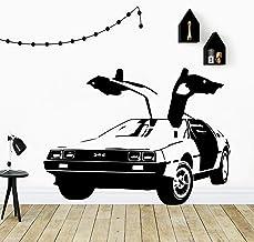 Etiquetas engomadas impermeables de la decoración del coche con mejores ventas para la decoración del hogar de la habitación de los niños tatuajes de pared impermeables dormitorio arte mural 28x38cm