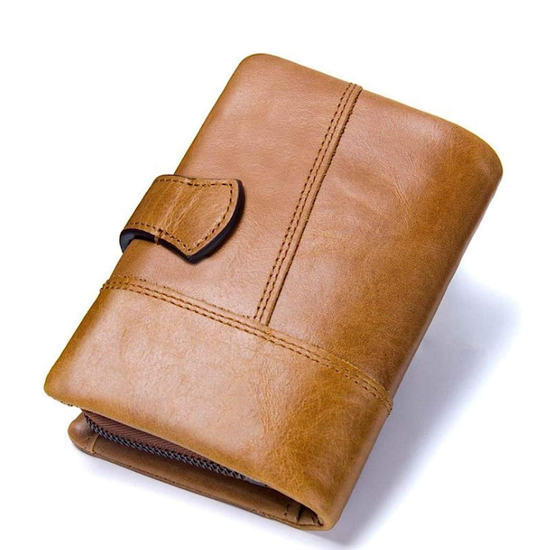 削減救出届けるメンズウォレットレザーショートウォレットジッパー小銭入れステッチクラッチカードポケット
