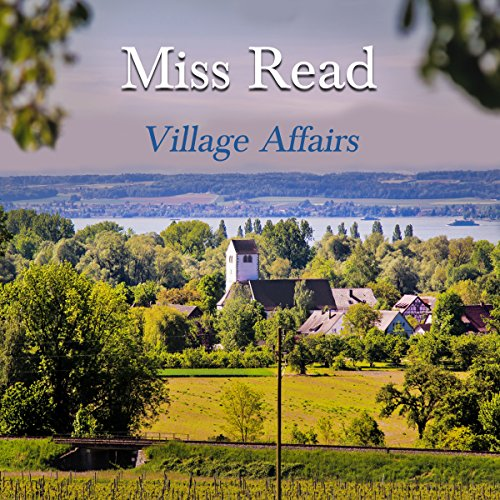 Village Affairs audiobook cover art