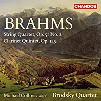 Brahms: String Quartet No 2