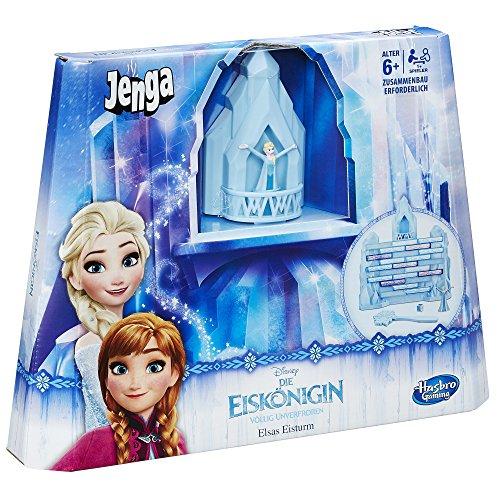Hasbro Spiele B4503100 - Disney Die Eiskönigin, Elsa's Eisturm, Kinderspiel