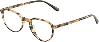 Women's Eyeglasses Isola HVBK Havana/Black Optical Frame 47mm