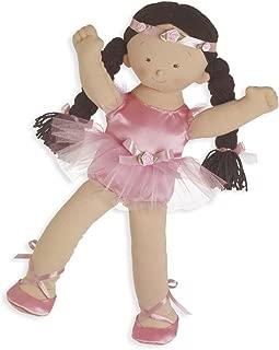 North American Bear Company Rosy Cheeks Big Sister Ballet Brunette