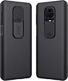 """Nillkin Case for Xiaomi Redmi Note 9 Pro/Note 9 Pro Max/Poco M2 Pro (6.67"""" Inch) CamShield Camera Close & Open Case Protec..."""