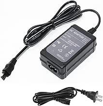 AC-L100 Camera AC Adapter Charger Kit Replace AC-L100 AC-L10 AC-L10A AC-L10B AC-L15 AC-L15A AC-L15B for Sony Cybershot DCR-TRV MVC-FD DSC-S30 DSC-F707 DSC-F717 DSC-F828