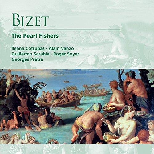 Les Pêcheurs de perles, Act II: Les barques ont gagné la grève (Nourabad, Leïla)