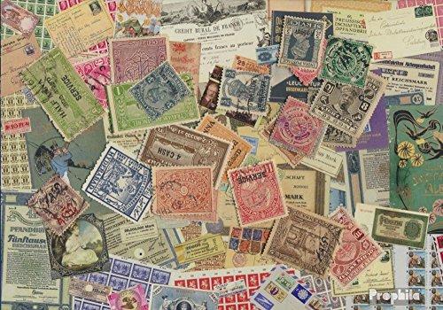 Prophila Collection Indien 25 Verschiedene Marken Indische Staaten (Briefmarken für Sammler)
