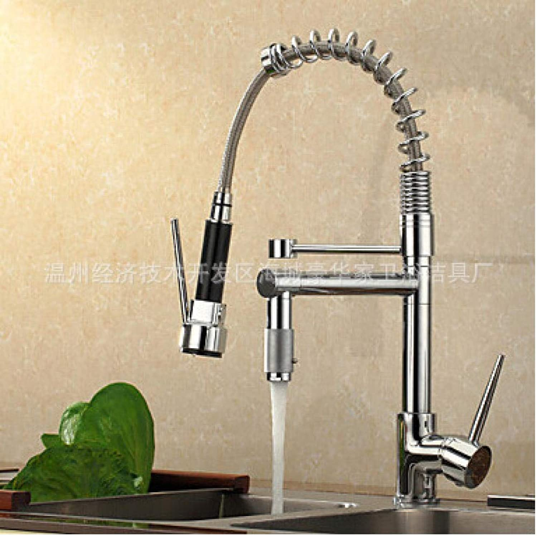 ROTOOY Badarmaturen Wasserhhne Wasserhahn Becken Wasserhahn Wasserhahn Kalt und Warmwasserhahn Doppelspüle Spüle Kalt und Warmwasserhahn