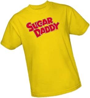 Sugar Daddy Candy Logo Adult T-Shirt