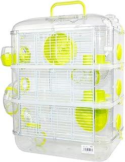 Jaulas para Hamster de plástico Duro, Jaula de Hamster XL 3