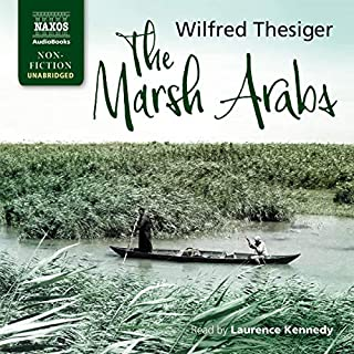The Marsh Arabs audiobook cover art