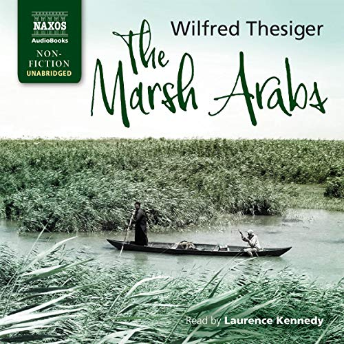 The Marsh Arabs copertina