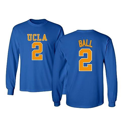 reputable site 36386 72d16 Lonzo Ball Jersey: Amazon.com