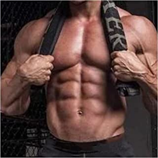 Músculo de Silicona Disfraz de musiles Falsos, Piel de Silicona simulada Suave, Traje Muscular de Silicona (Color : 3, Siz...
