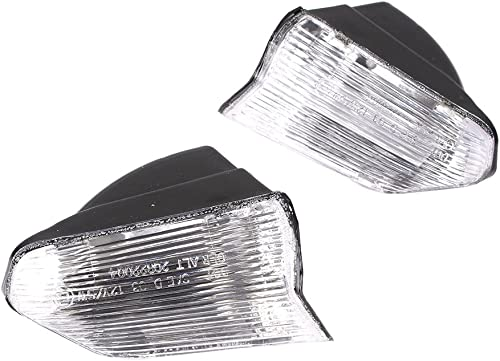discount Mallofusa Rear Turn Signal Light Lens Cover Replacement Compatible for sale wholesale Ducati 749 999 Multistrada All Year Clear sale