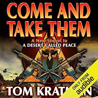 Come and Take Them audiobook cover art
