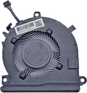 Lee_Store Replacement CPU or GPU Fan for HP Pavilion Gaming 15-EC Series Cooling Fan 15-EC0013D Service PN: L77560-001 DC5...