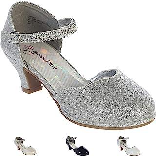 Amazon.com: Silver - Pumps / Shoes