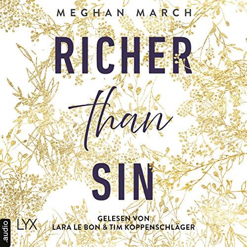 Richer than Sin (German edition) cover art