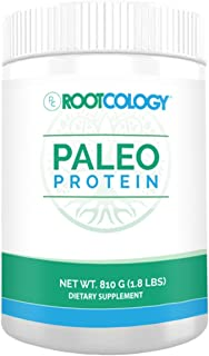 Rootcology Paleo Protein Vanilla, 810 Grams, by Izabella Wentz Author of The Hashimoto's Protocol