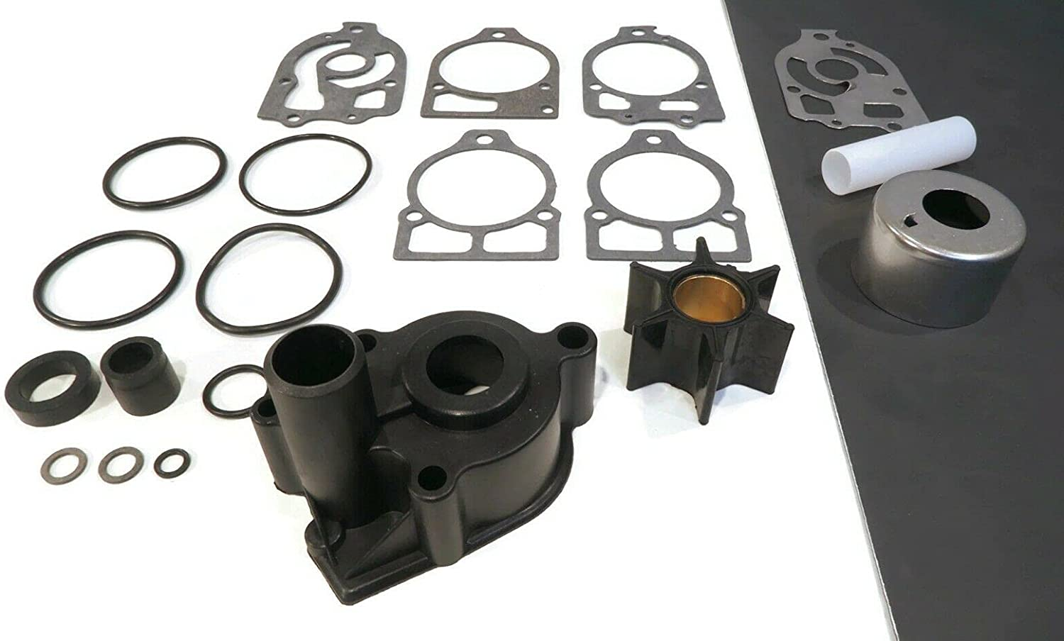 The ROP Shop Water Pump Seattle Mall Max 70% OFF Kit MerCruiser for Mercury 27-42631-1