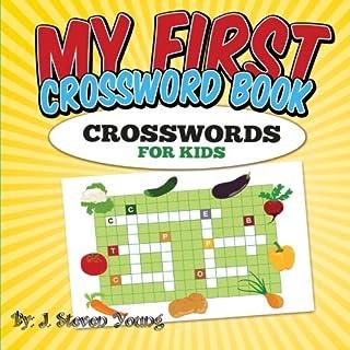 My First Crossword Book: Crosswords for Kids